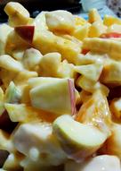 Витаминный фруктовый салат