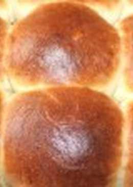 Простые сдобные булочки «Ностальгия»