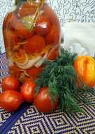 Маринованные помидоры #заготовки