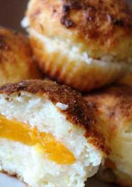 Сырники из духовки с абрикосом