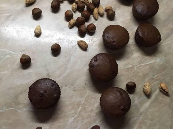 Шоколадные маффины🍫