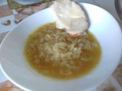 Луковый суп # Франция#