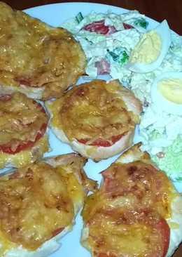 Самое вкусное куриное филе с сыром в духовке
