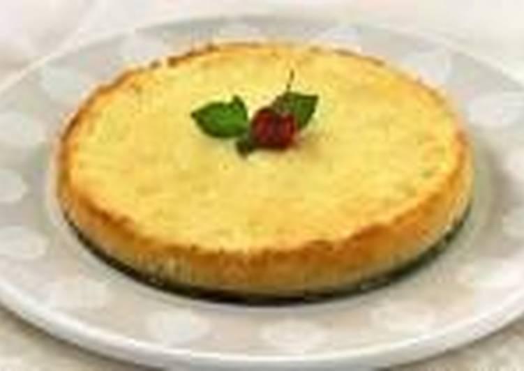 Пирог «Творожное блаженство»