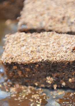Очень вкусный шоколадный пирог с черносливом