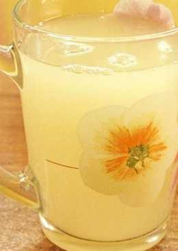 Квас из цветков бузины