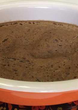 Печеночное суфле для детей