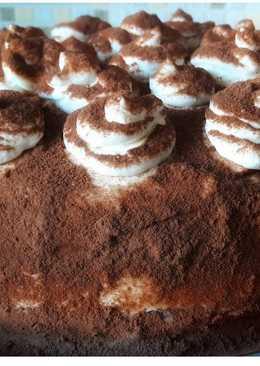 """Неимоверно нежный торт """"Тирамису"""" (очень вкусный домашний рецепт)ICake """"Tiramisu"""""""