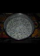 Окрошка на кефире кавказская кухня