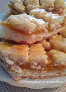 Вкусный сдобный пирог со сладкой начинкой #кулинарный марафон