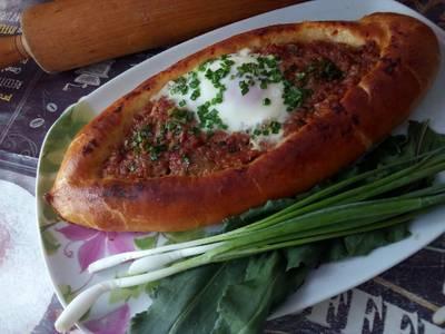 Грузинские лодочки⛵ #кулинарныймарафон