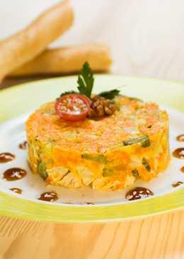 """Бесподобный салат """"Обжорка"""" - просто, бюджетно и очень вкусно!"""