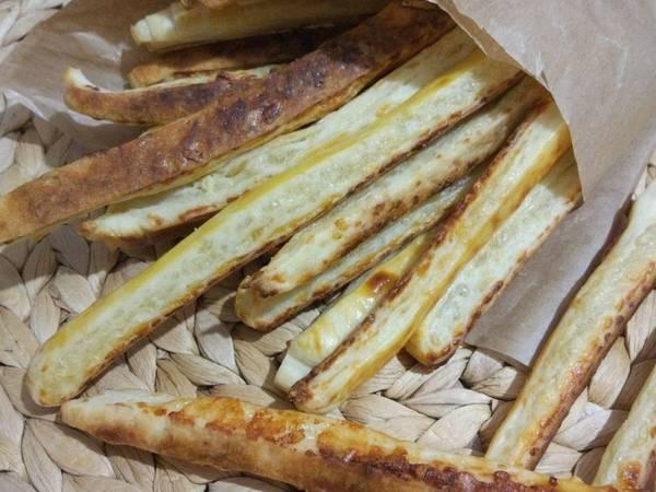 🧀 Сырные палочки