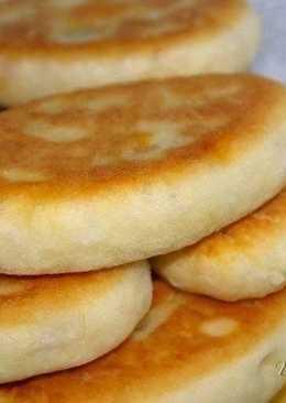 Пирожки с мясной начинкой