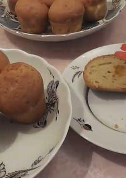 Кекс с начинкой