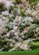 Салат с тунцом. Легко и очень вкусно 👍🍁🌞🍁