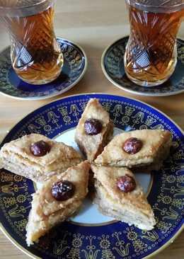 Пахлава бакинская (домашний рецепт)