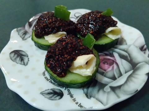 """Вегетарианская """"Черная икра"""" recipe step 1 photo"""