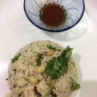 नारियल का चावल
