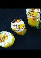 मैंगो मस्तानी (Mango mastani recipe in Hindi)