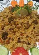 स्प्राउट पुलाव (sprout pulav recipe in hindi)