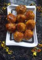 कैरेमल कैंडी रोल्स (Caramel Candy Rolls recipe in Hindi)
