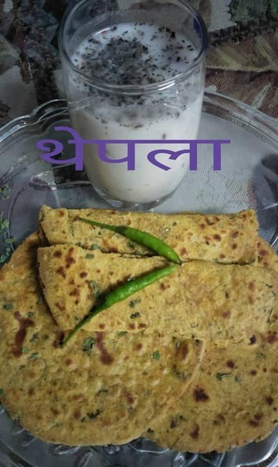 थेपला Thepla Recipe in Hindi