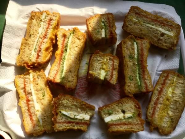 # सैंडवीच रेसीपीज
