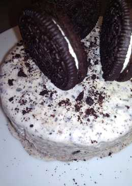 ओरीओ बिस्कुट आइसक्रीम