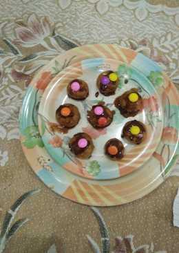 बेसन के चॉकलेट वाले लड्डू