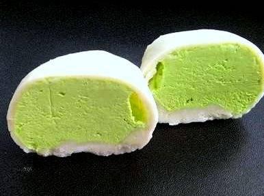 मोची माचा ग्रीन टी आइसक्रीम