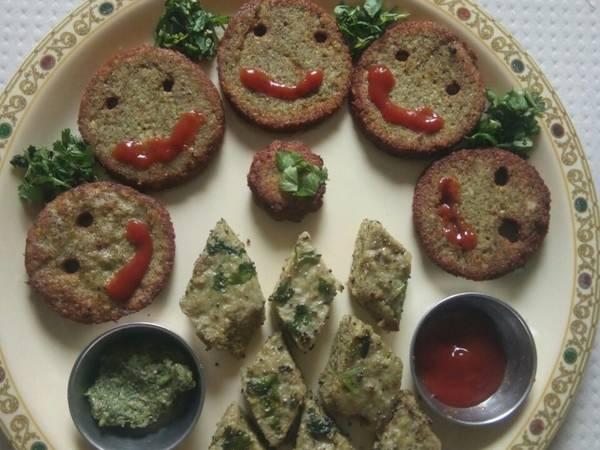 मूंग ढोकला मूंग स्माइली (Moong Dhokla Moong Smiley recipe in Hindi)
