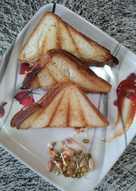 वेज सैंडविच (veg sandwich recipe in hindi)