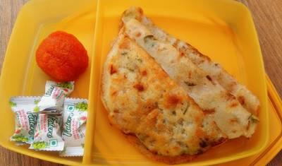 सूजी चीला (Suji Cheela Recipe in hindi)