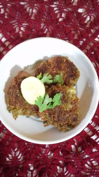 मूंग दाल के कबाब