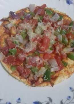 पापड़ पिज़्ज़ा