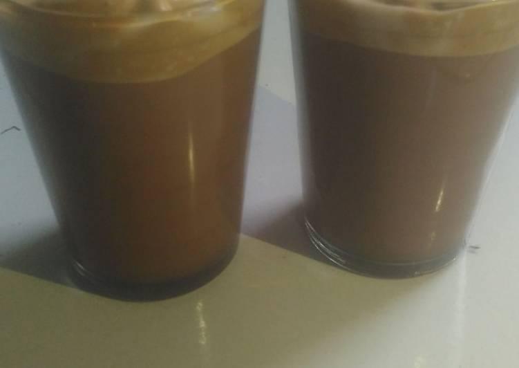 Dalgona Coffee Chocolate / DCC