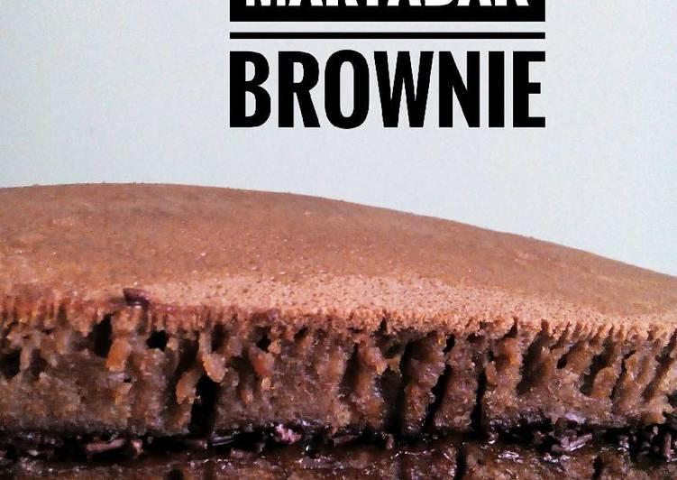 Martabak Brownie Teflon