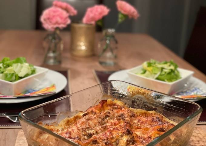 Karotten-Lasagne Fit & Fun