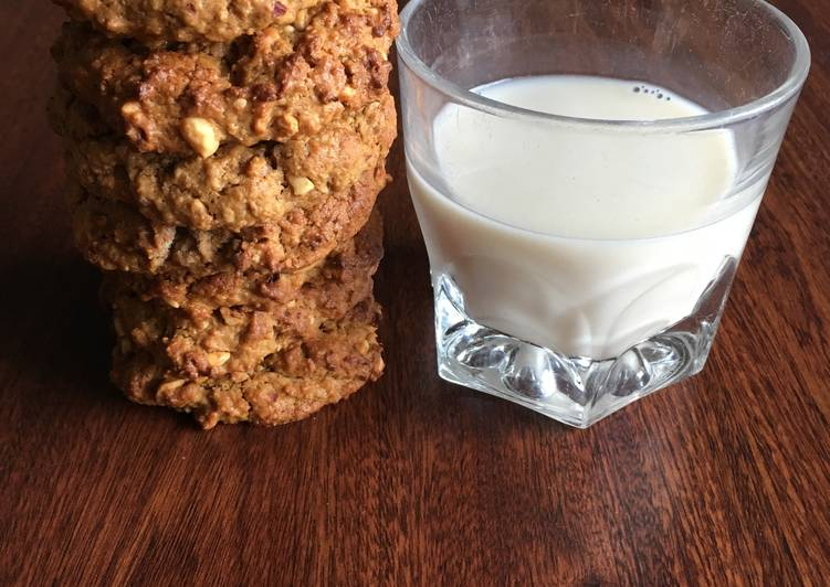 Easiest Way to Make Homemade Peanut butter cookies