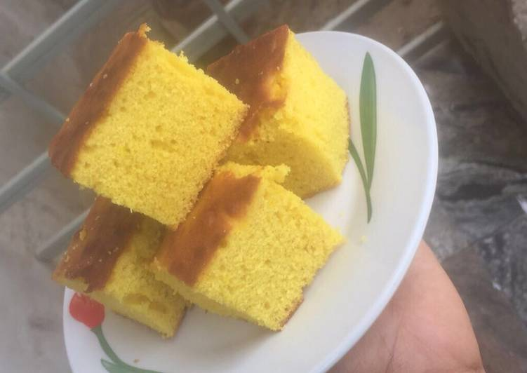 Recipe of Award-winning Cake