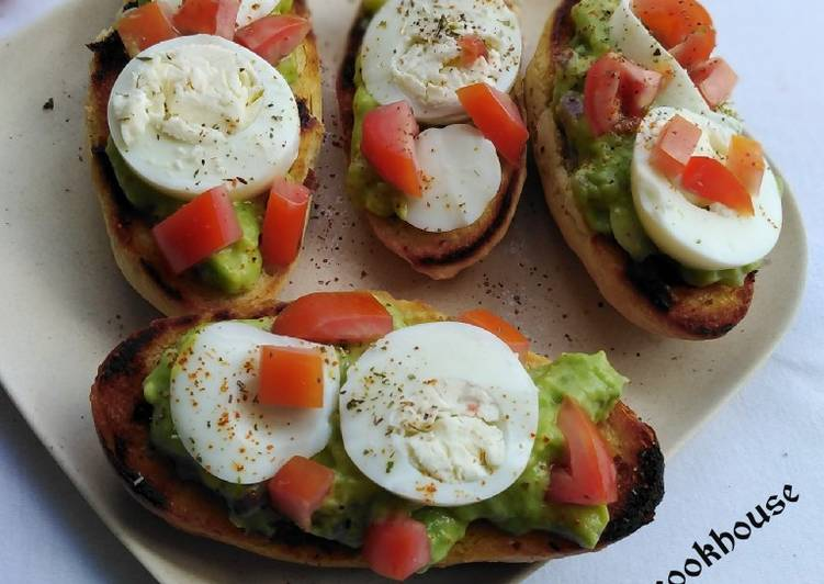Learn How to Elevate Your Mood with Food Avocado Sandwiches