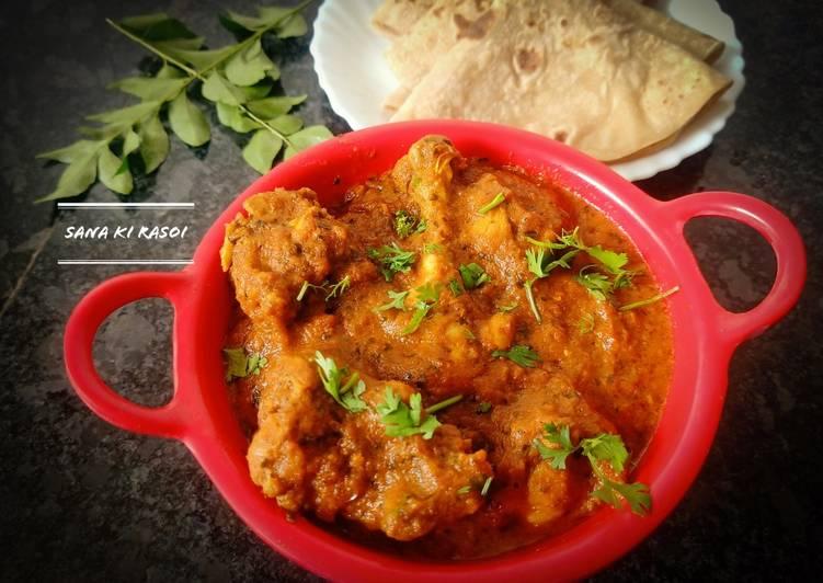 Curry patta Wala chicken