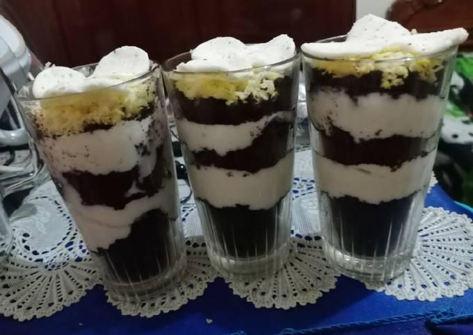 Oreo Chesee cake