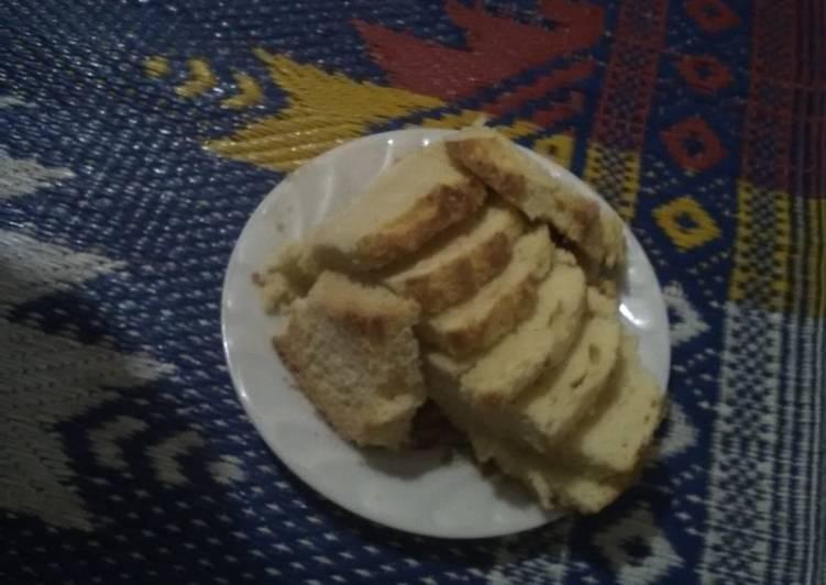 Soft tea cake recipe