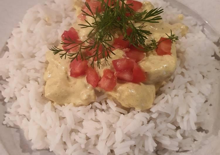 Comment Cuisiner Poulet au curry express
