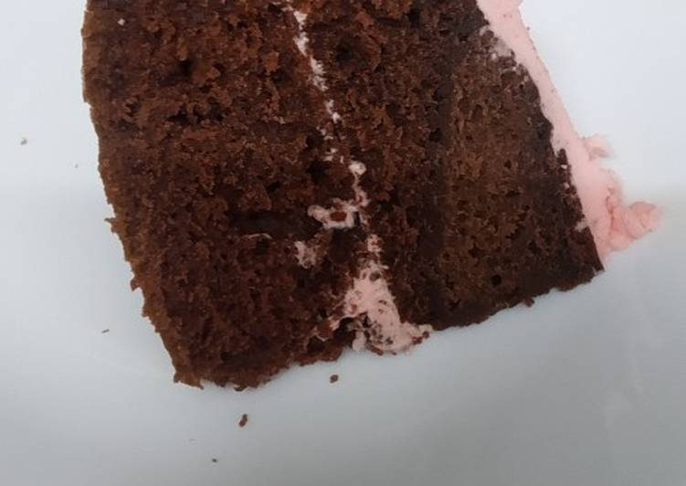 Simple Way to Prepare Award-winning Chocolate Cake