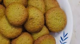 Hình ảnh món Bánh quy Matcha (Matcha cookies)