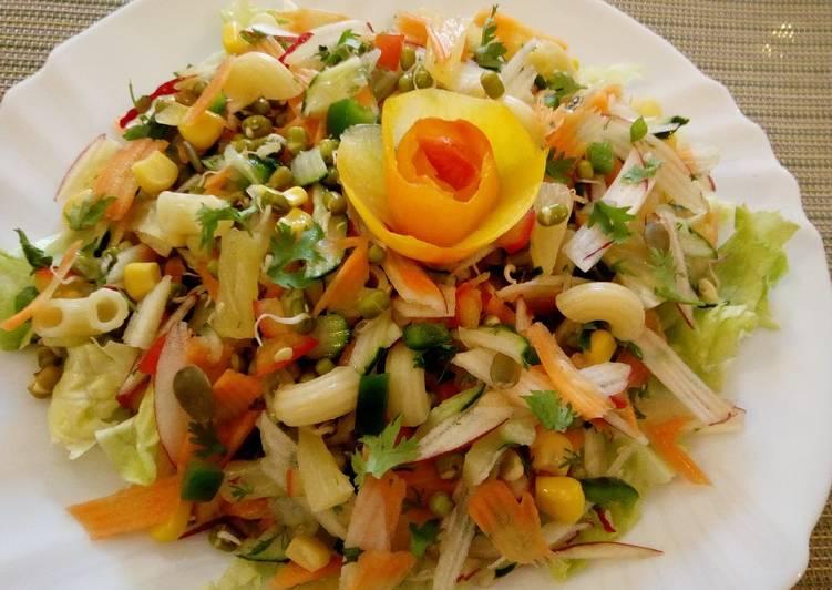 How to Prepare Tasty NdenguSalad#ndengucontest