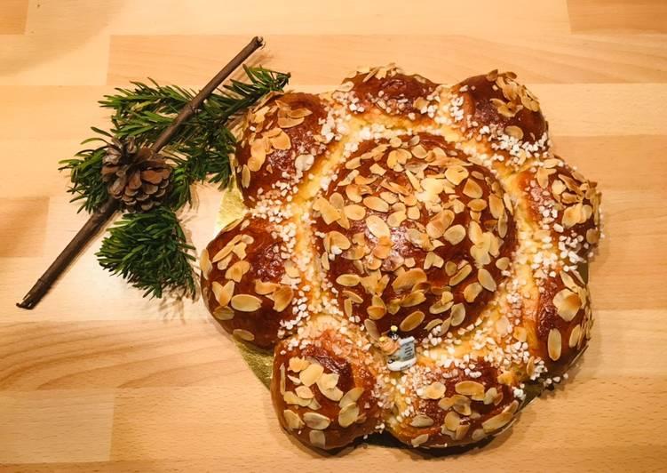 Le moyen le plus simple de Faire Appétissante Gâteau des rois 👑